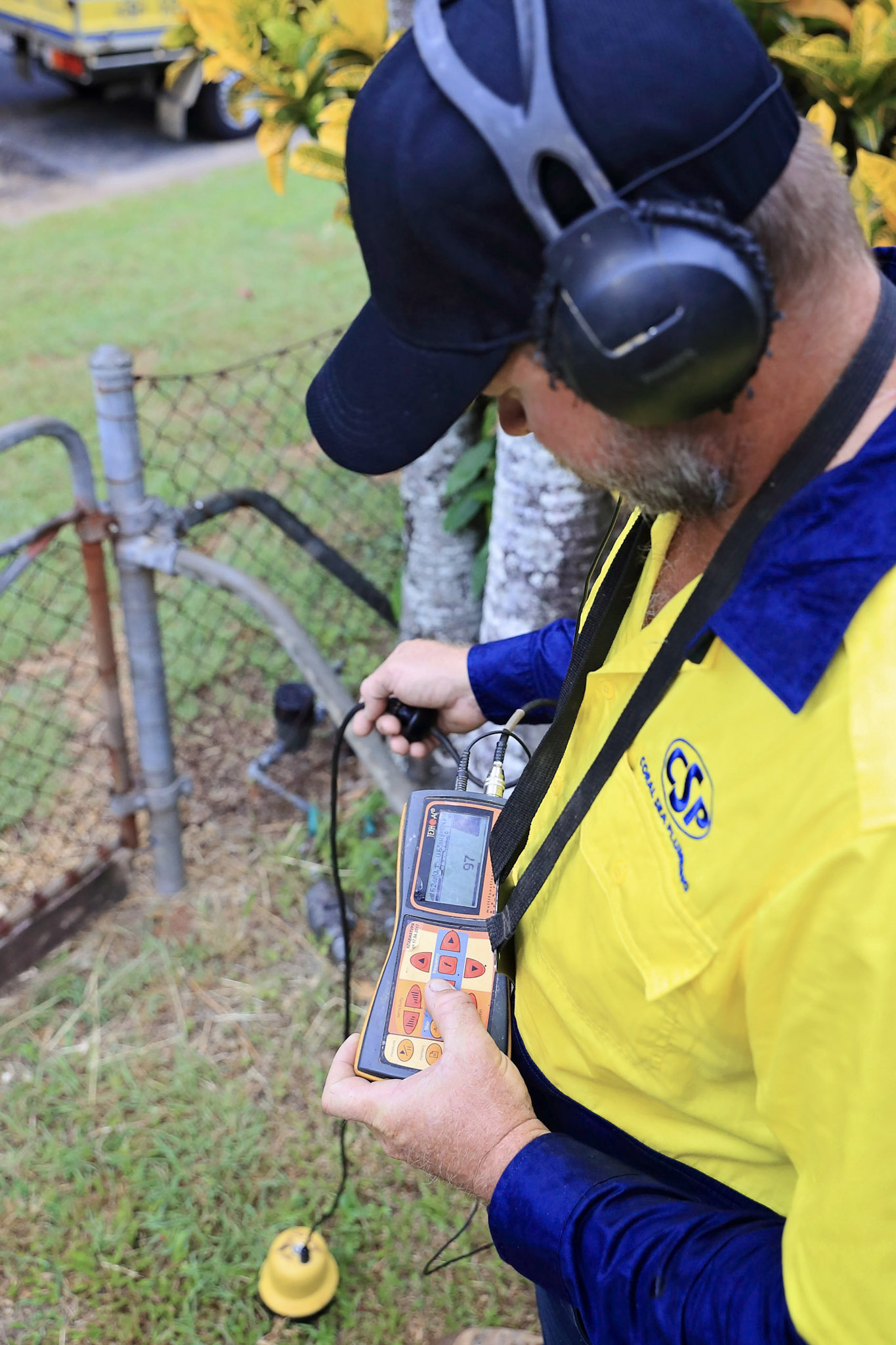 Leak Detection in Cairns