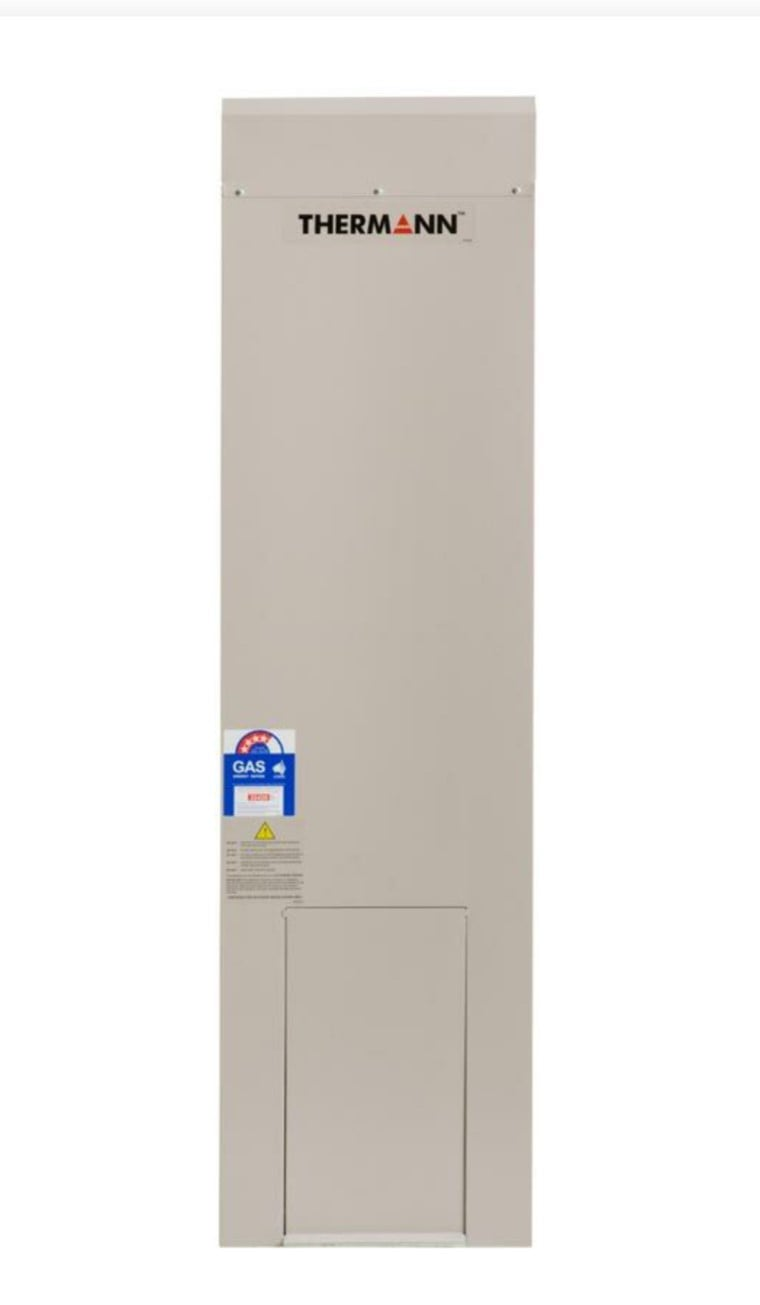 Thermann Gas Storage Hot Water System